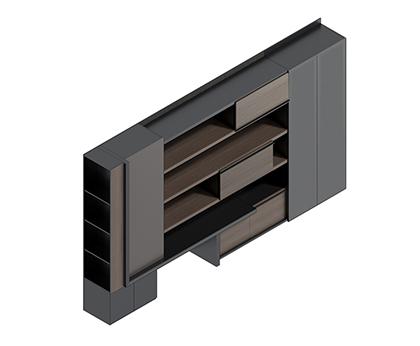 卡维文件柜CAV-CAA-3620