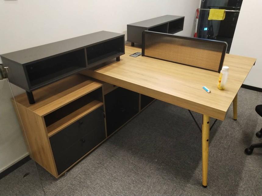 新办公家具怎么消除异味?