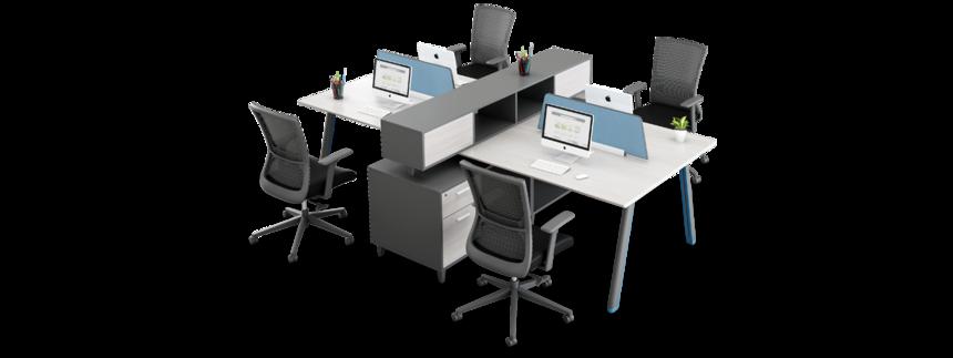 设计师适合什么样的办公桌椅配套家具?