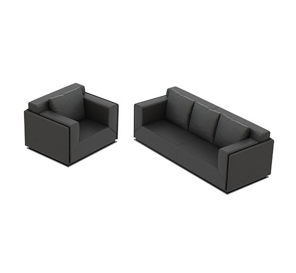 商务沙发GZ-3001