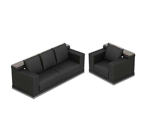 商务沙发REC-SFA3-2109